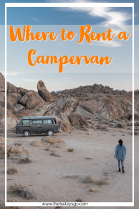 where to rent a campervan